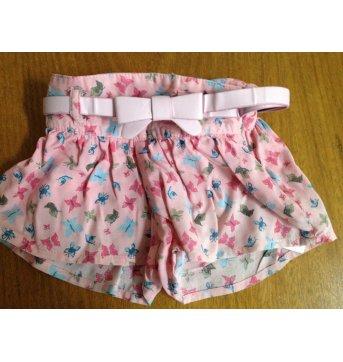 Conjunto regata e shorts - Tip Top - Tamanho 1T - 12 a 18 meses - Tip Top