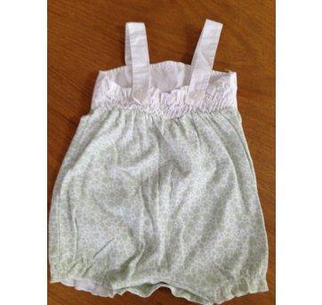 Macaquinho banho de sol - Tip Top - Tamanho M - 6 a 9 meses - Tip Top