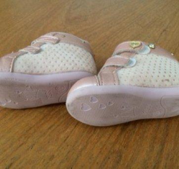 Tênis Klin Infantil Feminino Cravinho Funny Cano Alto Velcro Matelassê - Nº 18 - 18 - Klin