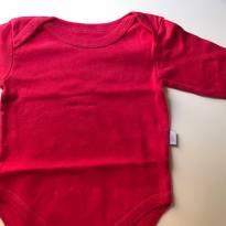 Body de manga comprida - 9 à 12 meses - Bambini - 9 a 12 meses - Bambini