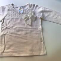 Camiseta de manga comprida - 9 à 12 meses - Pulla Bulla - 9 a 12 meses - Pulla Bulla