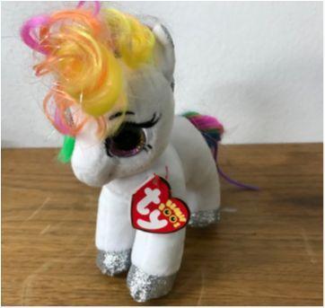 Pelúcia Cavalo Ponei Starr - Beanie Boos Ty - Sem faixa etaria - Ty