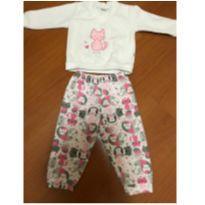 Pijama em soft grosso - Tamanho 1 - 1 ano - Ami de lit
