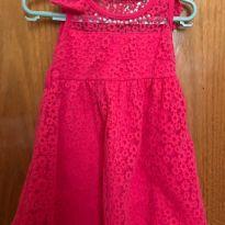 Vestido - Tamanho 1 - Angerô - 1 ano - Angerô