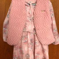 Vestido com colete - 2 anos - Le petit Kukiê - 2 anos - Le Petit Kukiê