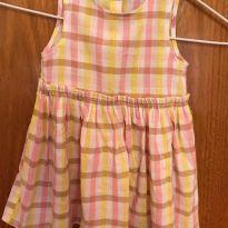 Vestido - Tamanho 9 à 12 meses - H&M - 9 a 12 meses - H&M