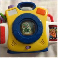 Câmera fotográfica de brinquedo -  - Não informada