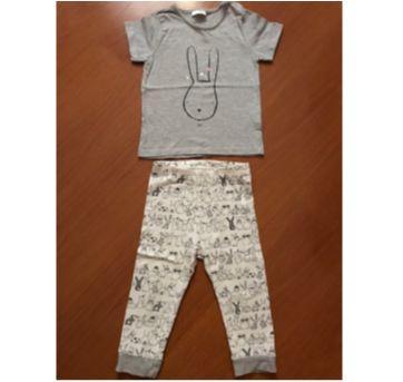 Conjunto - Next Baby - 12 à 18 meses - 12 a 18 meses - Next baby