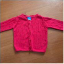 Blusinha vermelha - Tamanho G - Hering kids - 9 a 12 meses - Hering Kids