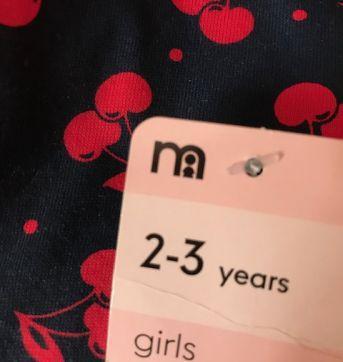 Camiseta Next Baby - 2 à 3 anos - 2 anos - Next baby
