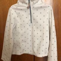 Blusa de fleece ou soft - Old Navy Polar - Tamanho 5 - 3 anos - Old Navy