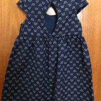 Vestido - Tamanho 3 - Hrradinhos - 3 anos - Hrradinhos