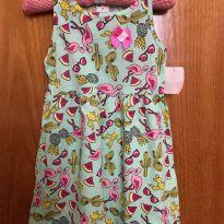Vestido - Tamanho 4 - Kidstok - 4 anos - Kidstok