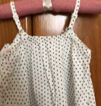 Vestido de alcinha - Tamanho 2 / 3 - Poim - 24 a 36 meses - Poim
