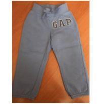 Calça de moleton - Tamanho 4 à 5 anos - Gap Kids - 4 anos - Gap Kids