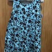 Vestido - Tamanho 3 - 4 anos - Poim - Com etiqueta - 3 anos - Poim