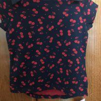 Camiseta  manga curta - Tamanho 2 - 3 anos  - Mothercare  - NOVO com etiqueta - 24 a 36 meses - Mothercare