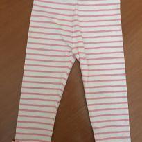 Calça legging - Tamanho 12 à 18 meses - Next Baby - 12 a 18 meses - Next baby