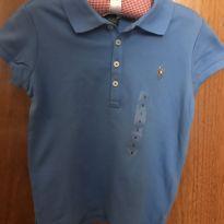 Camiseta polo - Tamanho 5 - Ralph Lauren - NOVO - 5 anos - Ralph Lauren