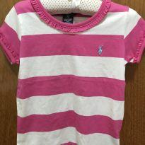 Camiseta - Tamanho 4 - Ralph Lauren