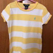 Camiseta - 6 anos - Ralph Lauren