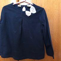 Camiseta de manga comprida - 3 à 4 anos - Zara Babygirl - 3 anos - Zara Baby