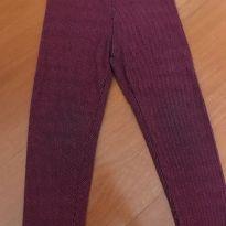 Calça legging - Tamanho 3 anos - Labelli - 3 anos - labelli
