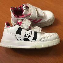 Tênis Adidas Originals Dy Minnie - Branco -  Número 23 - 23 - Adidas