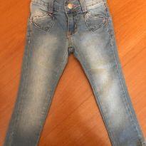 Calça jeans - Tamanho 2 - Riachuelo - 2 anos - Riachuelo