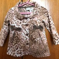 Blusa com gola em soft - Tamanho 2 - Kika - 2 anos - KiKA