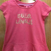 Camiseta de manga curta - Poim - Tamanho 3 à 4 anos - 3 anos - Poim