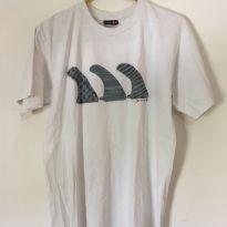 Camiseta Infantil 08 anos - Branca - 8 anos - nenhuma