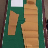 Moldes  Macacão de malha - 06anos - 6 anos - Artesanal