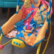 Cadeira de Descanso Girafinha Multikids -  - Multikids Baby