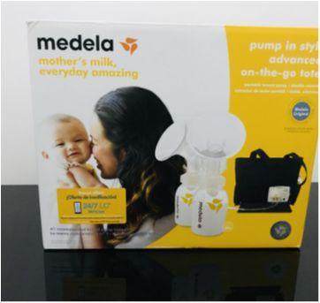 Bomba de extrair leite Medela - Sem faixa etaria - Medela
