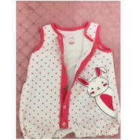 Macaquinho do coelhinho - 3 a 6 meses - Boulevard Baby