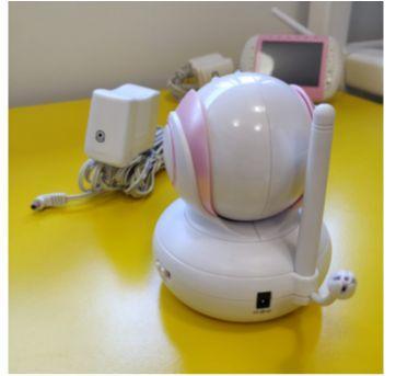 Câmera compatível com babá eletrônica Motorola MBP36 /MBP36PU - Sem faixa etaria - Motorola