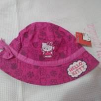 Chapéu Jello Kitty - 12 a 18 meses - Não informada