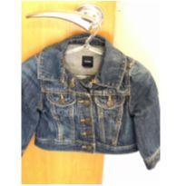 Jaqueta Jeans Baby Gap - 12 a 18 meses - Baby Gap