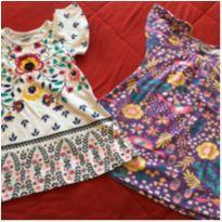 Combo vestidos nanai - 3 anos - Nanai