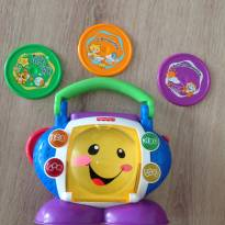 CD player - aprender e brincar -  - Fisher Price