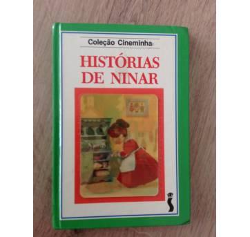 Livro: Histórias de ninar - Sem faixa etaria - Não informada
