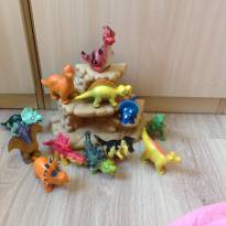 Kit dinossauros