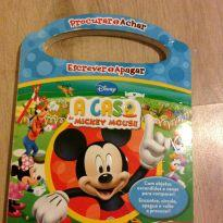 Livro do Mickey -  - Disney