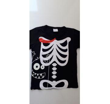Pijama esqueleto (item 075) - 6 anos - Riachuelo