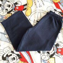 Calça moletom com bolso (item 116) - 4 anos - Artesanal