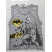 "Regata  ""batman"" (item 169) - 4 anos - Marlan"