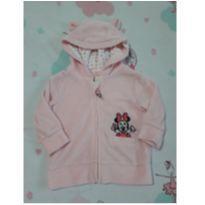 Casaco Baby Minnie (item 176) - 3 a 6 meses - Disney