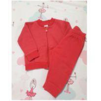 Conjunto Rosa Pink (item 180) - 6 a 9 meses - Teddy Boom