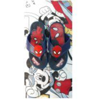 Chinelo Spider Man (item 211) - 30 - Grendene